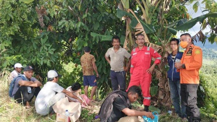 Petani Hilang di Tasokko Mamuju Tengah Belum Ditemukan, Basarnas Hentikan Pencarian