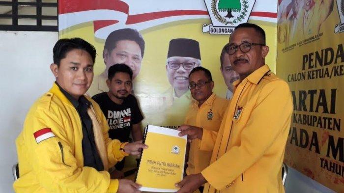 Bersaing Arifin Junaidi, Bupati Indah Putri Indriani Daftar Calon Ketua Partai Golkar Luwu Utara