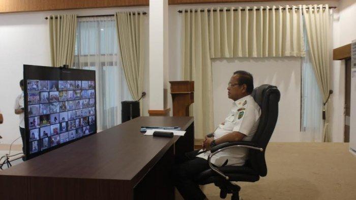 Laporan ke Gubernur, Basmin Mattayang Sebut RSUD Batara Guru Siap Tampung Pasien Corona