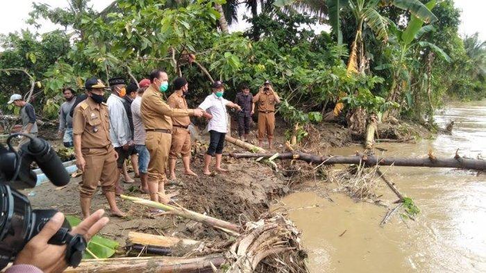 Puluhan Makam di Luwu Hanyut Terbawa Aliran Sungai Cimpu