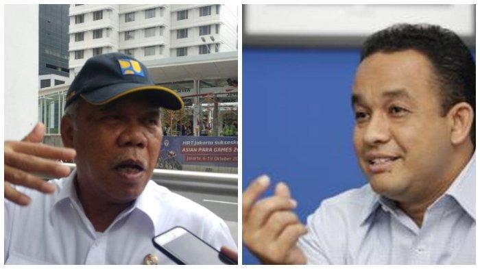 Penyebab Menteri PUPR Basuki Hadimuljono Marah soal Banjir Jakarta, Sifat Anies Baswedan Diungkap