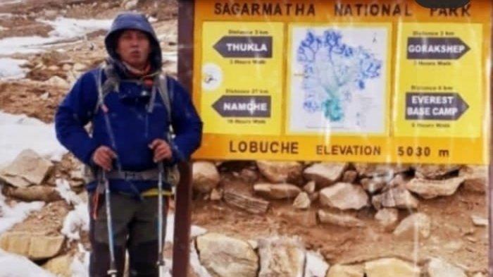Basuki Pendaki Senior IMAPALA UNMER Malang yang Tewas di Gunung Latimojong Pernah Taklukkan Everest