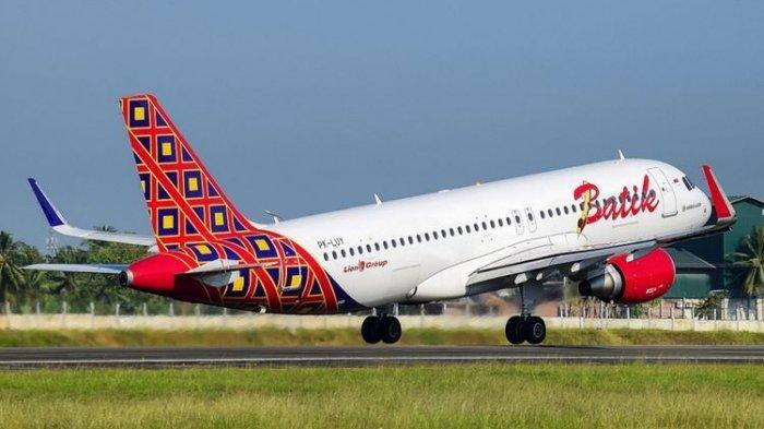 Sebab Tiket Batik Air Lion Air Group Manokwari Papua ke Surabaya dan Jakarta Rp 15 Juta - Rp 20 Juta