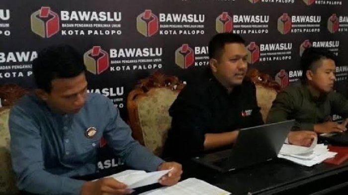 Bawaslu Palopo Temukan 3.334 Data Pemilih Bermasalah
