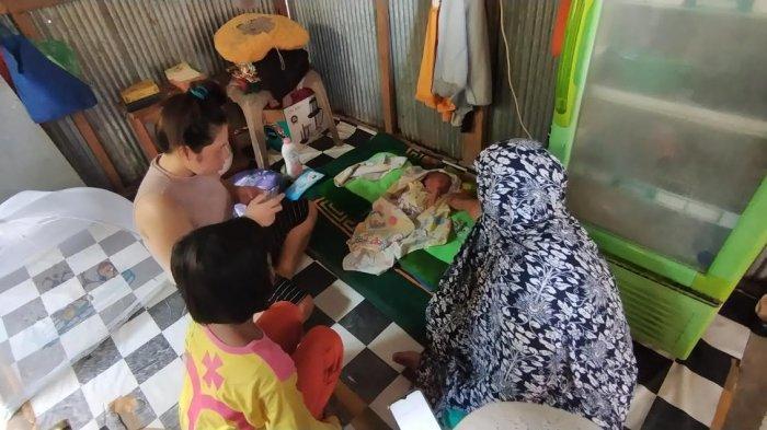 Putih dan Hidung Mancung, Sudah Tiga Orang Ingin Adopsi Bayi Laki-laki yang Dibuang di Warung Makan