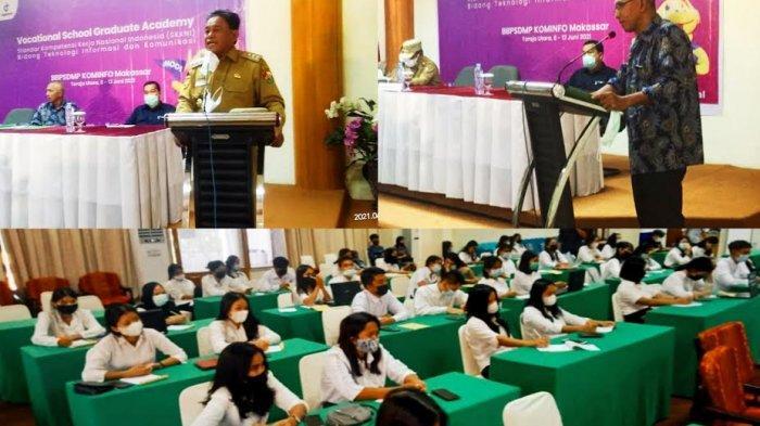 BBPSDMP Kominfo Makassar Gelar Uji Kompetensi VSGA dan SKKNI di Toraja Utara