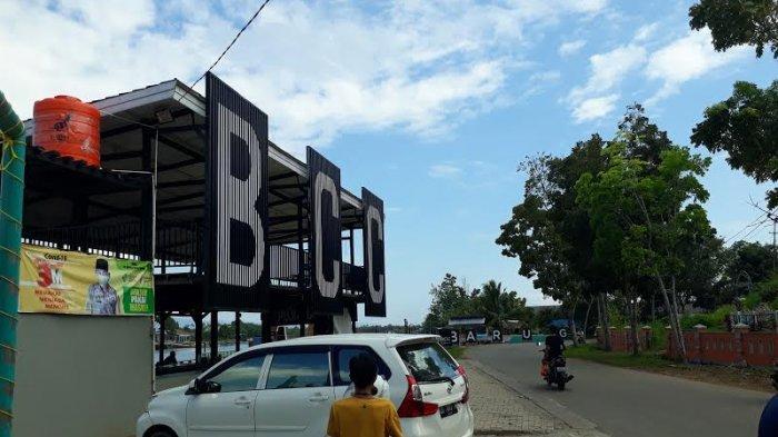 Habiskan Anggaran Rp2 M, Kontraktor Janji Perbaiki Baruga Colaboration Center Malili Luwu Timur