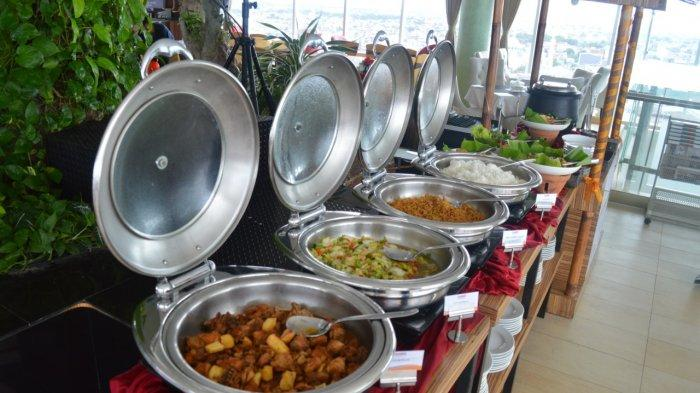Selama Ramadan, 88 Menu Nusantara Siap Manjakan Lidah Pengunjung Karebosi Premier Hotel Makassar