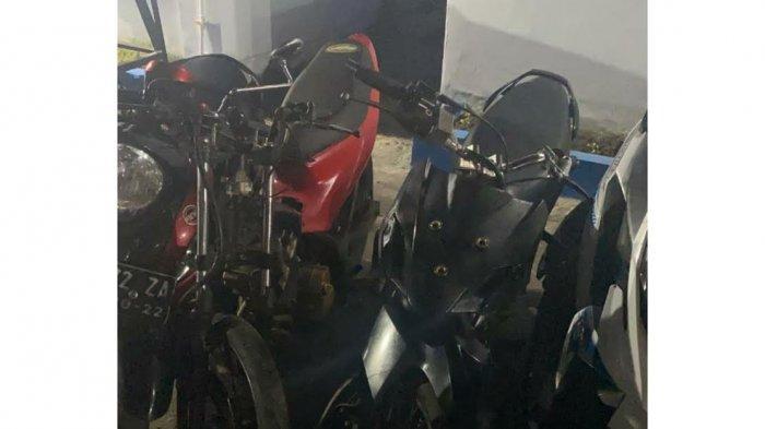 Patroli Blue Light, 19 Sepeda Motor Diamankan Polisi di Bulukumba