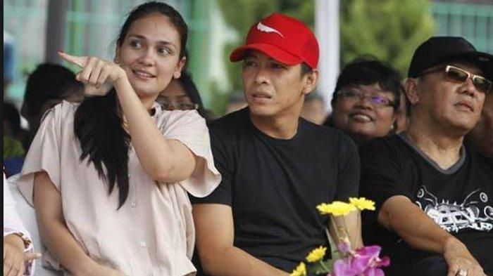 Netizen Harap Luna Maya & Ariel CLBK, Mas Ariel Malah Terpergok Jalan Bareng Pevita Pearce