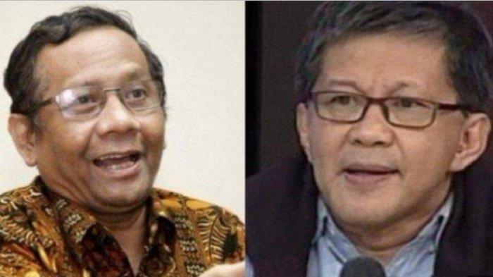 Rocky Gerung Setuju Izin FPI Diperpanjang Padahal Jenderal Tito Karnavian & Mahfud MD Belum Setuju