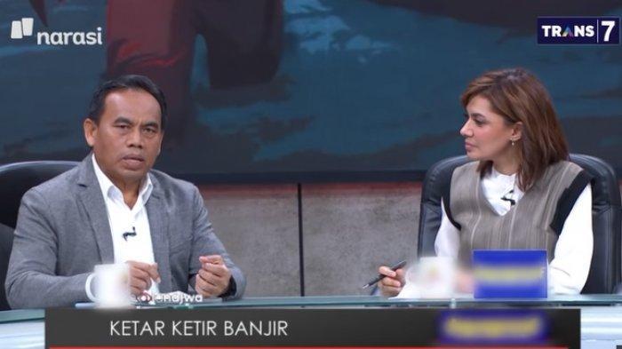 Beginilah jadinya Jika Jawaban Pejabat Tak Masuk Akal di Mata Najwa, Anak Buah Anies Tak Berkutik