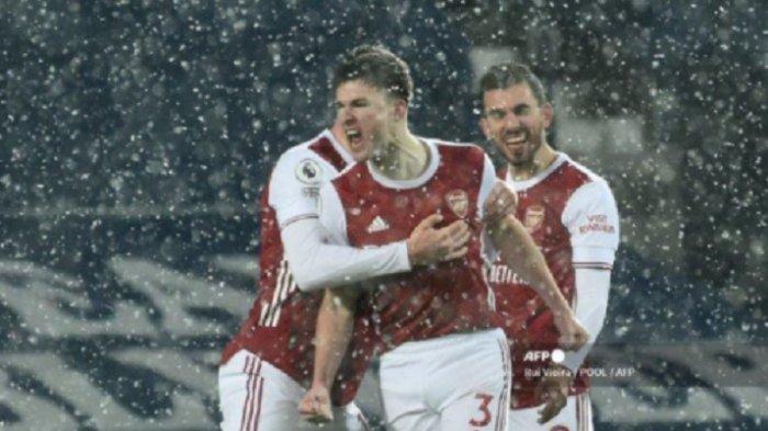 LINK Live Streaming Liga Inggris Southampton vs Arsenal, Akses Link Live Mola TV di Sini