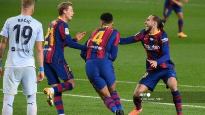 LINK Live Streaming Granada vsBarcelona Liga Spanyol, Tayang di beIN Sports 1 & Live Vidio.com