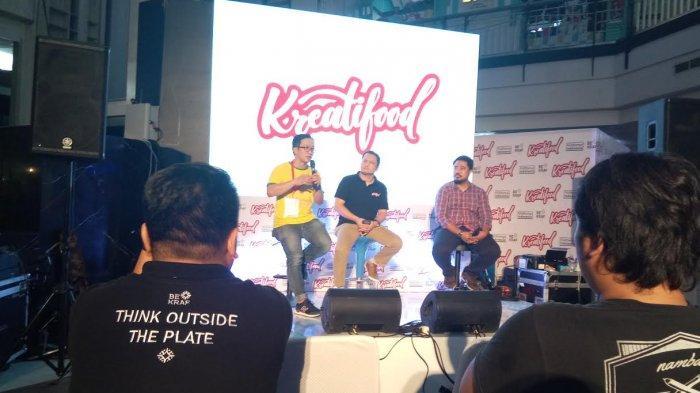 Makassar Jadi Kota ke-9 Disambangi Bekraf di Event Kreatifood 2018