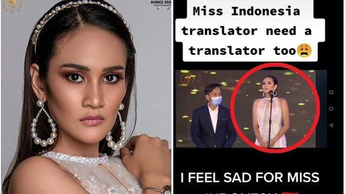 Miss Eco Indonesia Intan Wisni Tulis IniUsai Viral Di-Bully Disebut Bikin Malu Indonesia