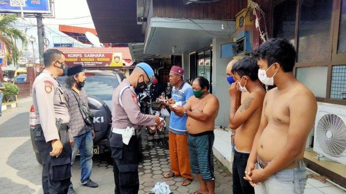 Polres Pelabuhan Makassar Operasi Preman Pasar Sentral