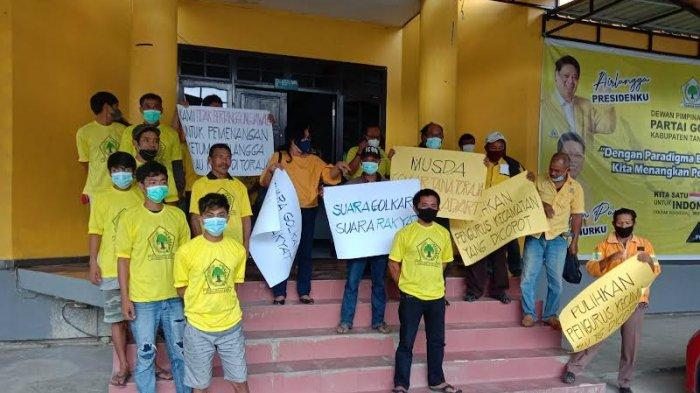 Kader Senior Protes Lokasi Musda Golkar Tana Toraja Digelar di Makassar, Siapa Diuntungkan?