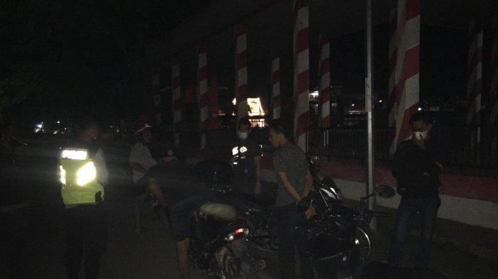 Pesta Miras di Tengah Pandemi Covid-19, Belasan Remaja di Wonomulyo Polman Diamankan Polisi
