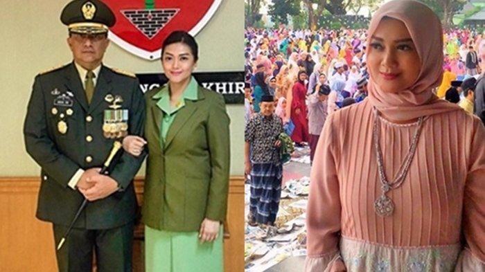 DAFTAR Lengkap Mutasi Terbaru TNI 56 Jenderal Bergeser Termasuk Suami Bella Saphira, Cek Nama-nama