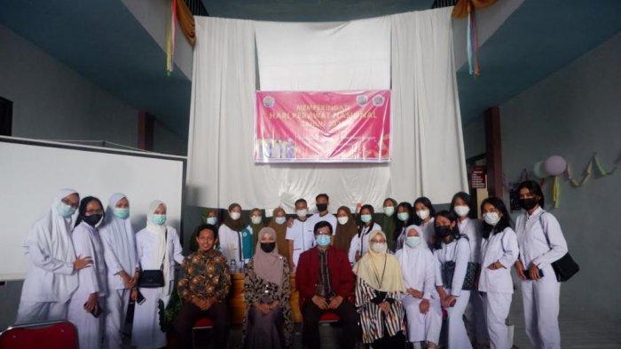 BEM FIK Unsulbar Peringati Hari Perawat Nasional dengan Dialog