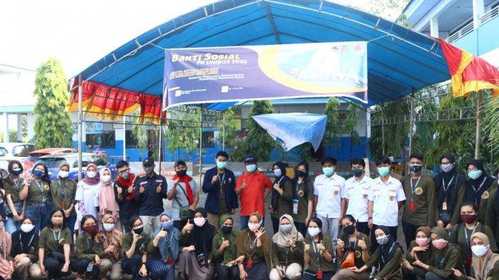 BEM Fakultas Kedokteran Unibos Sunat 35 Anak Maros