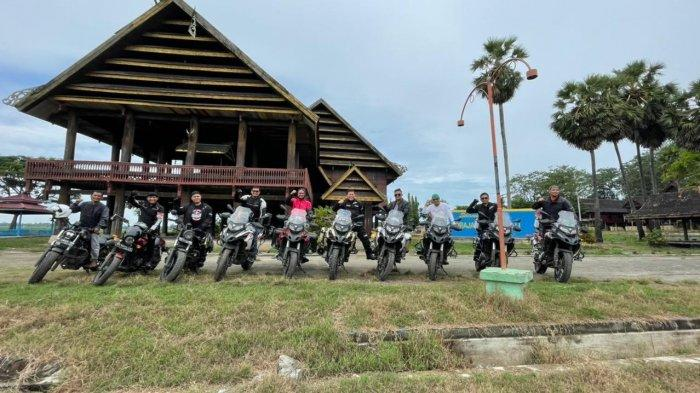 Benelli Big Bike Touring ke Soppeng-Wajo