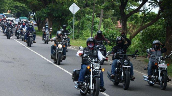 Benelli Owner Celebes Rutin Touring Jarak Pendek