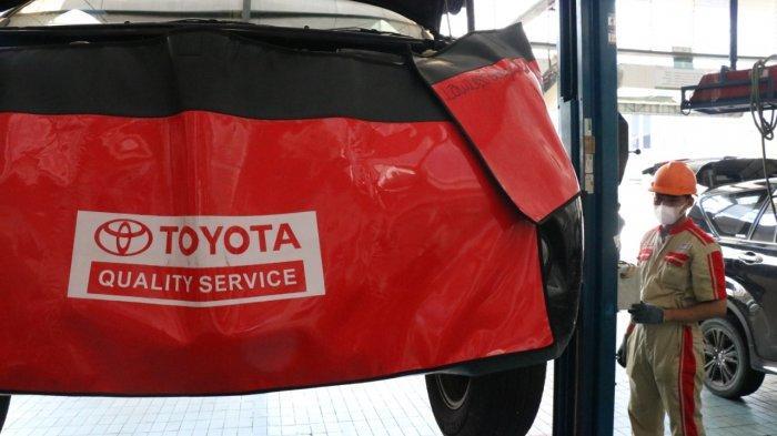 Daftar Bengkel Toyota yang Beroperasi di Wilayah Makassar & Sulsel Selama Libur Lebaran