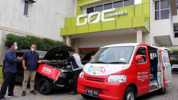 Bengkel siaga Daihatsu yang merupakan layanan purnajual dari Astra Daihatsu