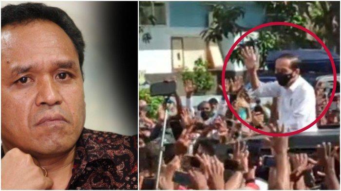 Kritik Keras Jokowi karena Picu Kerumunan di NTT, Siapa Benny K Harman? Sentil Kapolri