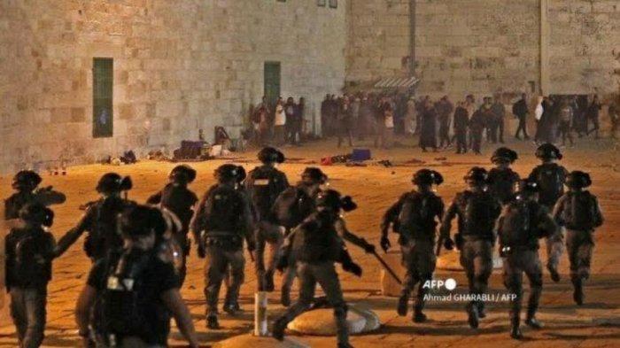 Tanpa Ampun Israel Kembali Gempur Palestina 5.000 Pasukan Tambahan Dikirim, Jokowi Mengutuk Keras!