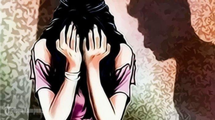 Beraninya Agus Perkosa Anak Gadisnya Padahal Istri Hanya Beberapa Meter Darinya, Reaksi Gila Ibu