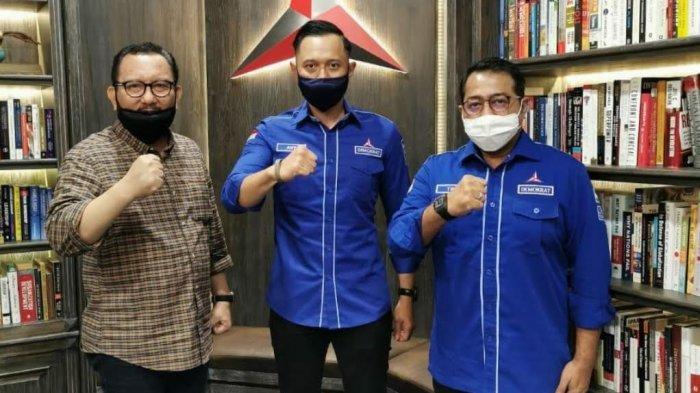 Adu Kuat Jaringan DPP Ni'matullah Erbe Lawan Ilham Arief Sirajuddin