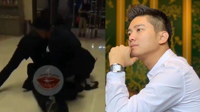 Beredar Video Boy 'Diduga' William Mabuk Mengamuk Tantang Satpam, Klarifikasi Pacar Karen Vendela