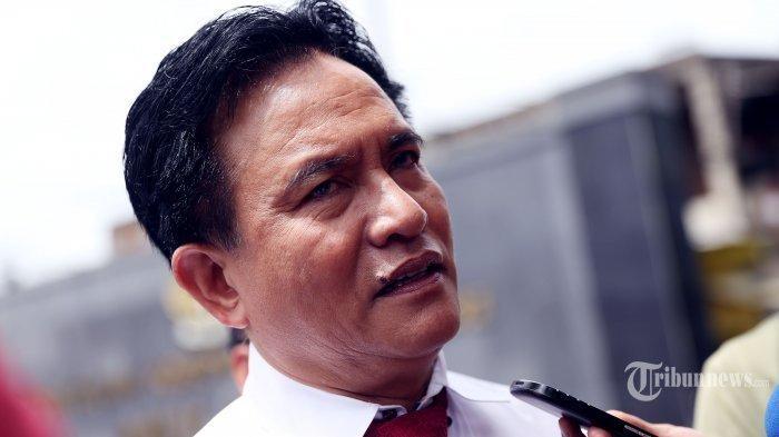 Berikut Daftar 35 Nama Tim Hukum TKN Jokowi-Maruf di Sengketa Pemilu, Diketuai Yusril Ihza Mahendra
