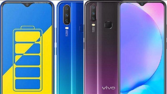 Berikut Harga Dan Spesifikasi Lengkap Vivo Y15 Hp Dengan 3 Kamera Harga Rp 2 2 Jutaan Tribun Timur