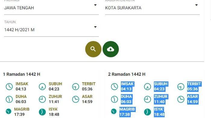 Waktu & Doa Buka Puasa Ramadan 14 April 2021 Wilayah Denpasar, Jambi, Balikpapan & Ada Berbuka