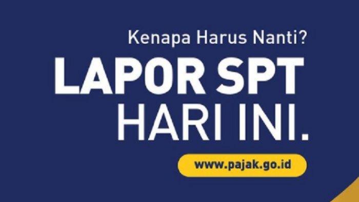 BerikutCara Lapor SPT Tahunan via Online Login www.pajak.go.id atau djponline.pajak.go.id Gratis!