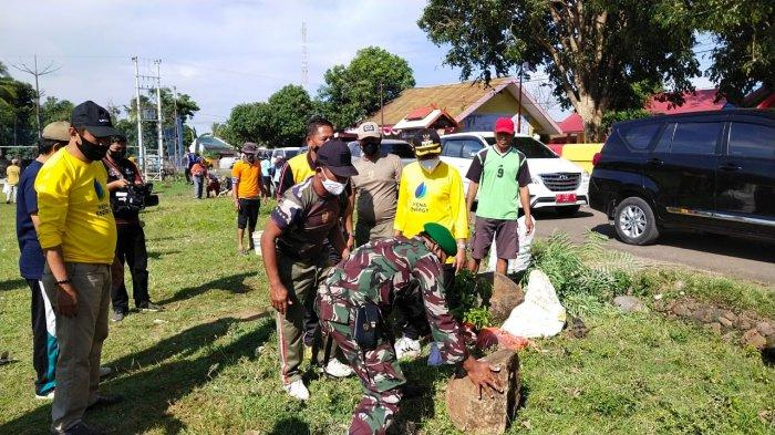 Dinas Lingkungan Hidup Jeneponto Gandeng 22.000 Ribu Relawan Bersih-bersih Sampah