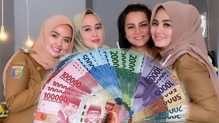 Kabar Gembira PNS/ASN Gaji Terendah Rp 9 juta - 10 Juta Disampaikan Tjahjo Kumolo Menpan RB Jokowi