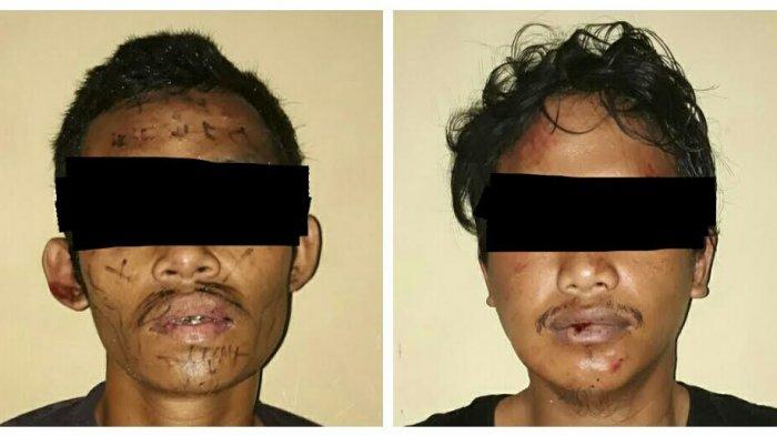 Polisi Bekuk 2 Pembegal di Jl Baiturahman Panakukkang, Ini Modusnya