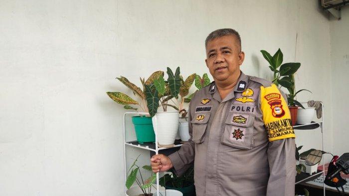 Aiptu Indrawan, Lulusan Pasukan Elit Kepolisian Penjaga Ketertiban 11 Ribu Jiwa di Makassar