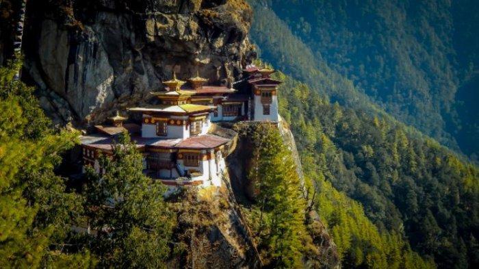 Bhutan, Negara Paling Bahagia di Dunia, Tapi Jumlah Wisatawannya Sedikit