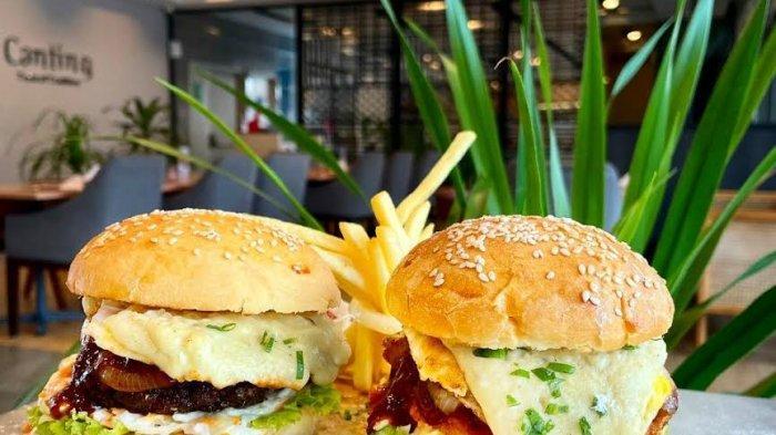 Big Burger With French Fries Hanya Rp 55 Ribu di Teraskita