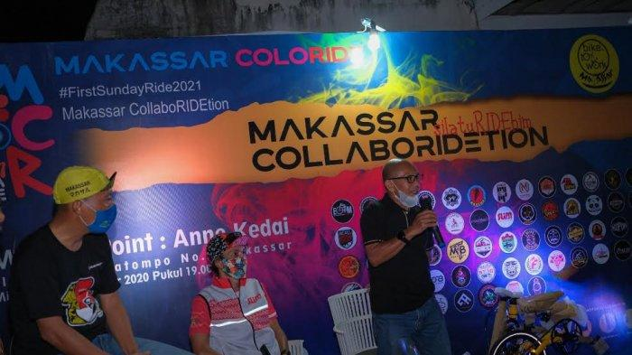 Makassar Coloride Digelar Awal Tahun, Klaim Konsep Pertama di Tanah Daeng