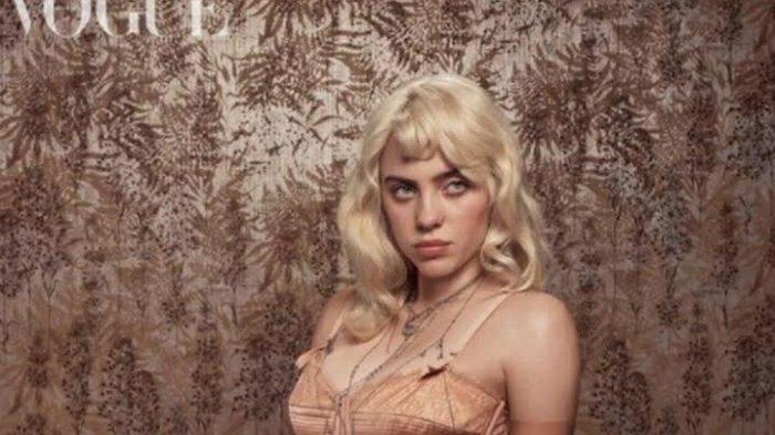 Tampil Terbuka di Cover Majalah Vogue Inggris, Billie Eilish Sampaikan Pesan Ini Untuk Perempuan