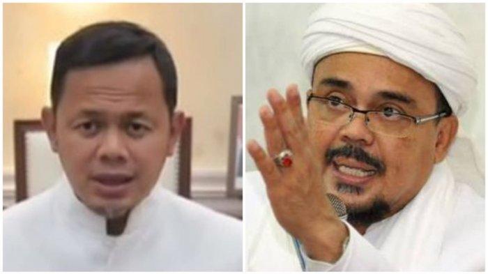 Rizieq Shihab Bongkar Pernah Dukung Bima Arya di Pilkada Bogor Tapi Malah Dilaporkan ke Polisi