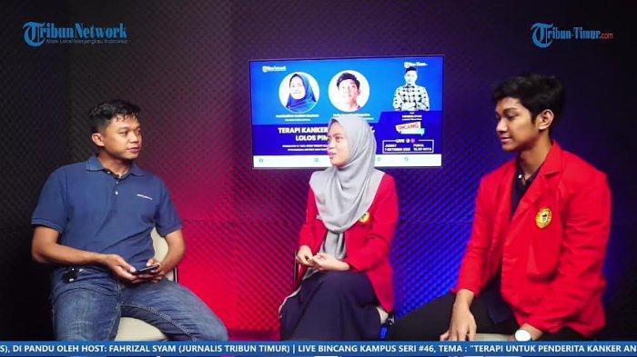 Mahasiswa Unhas Wakili Makassar Ajang Pimnas PKM-M 2021