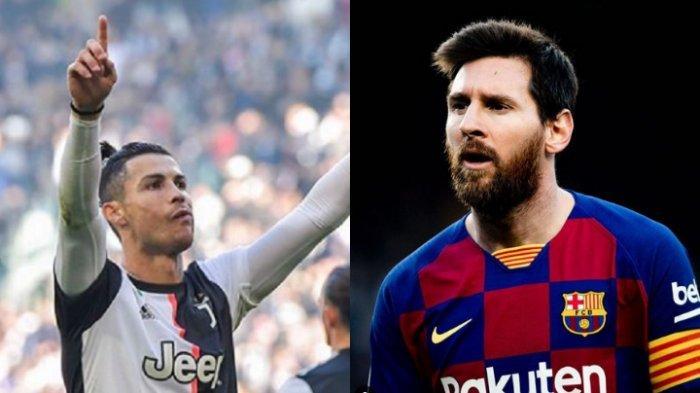 Penghasilan Messi Rp 6,4 M Per Hari, Ronaldo? Inilah 10 Pesepakbola dengan Pendapatan Terbesar
